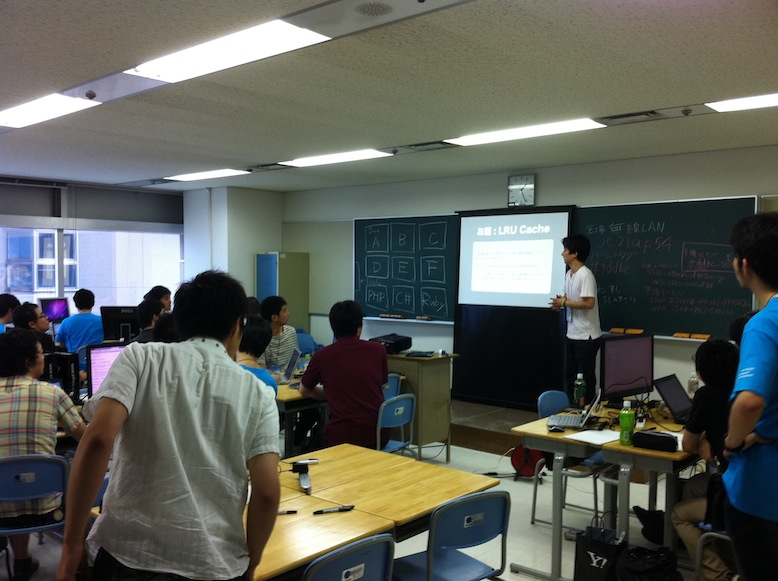 TDD Boot Camp in 仙台