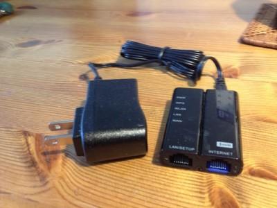 ホテル用小型ルータ ELECOM WRH-300BK その2